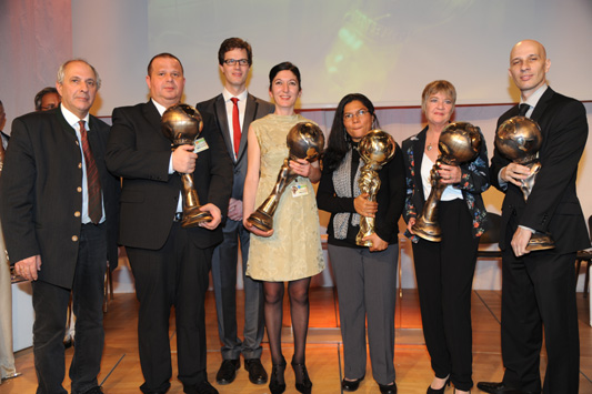 CANS FOR KIDS WINS WORLD ENERGY GLOBE AWARD