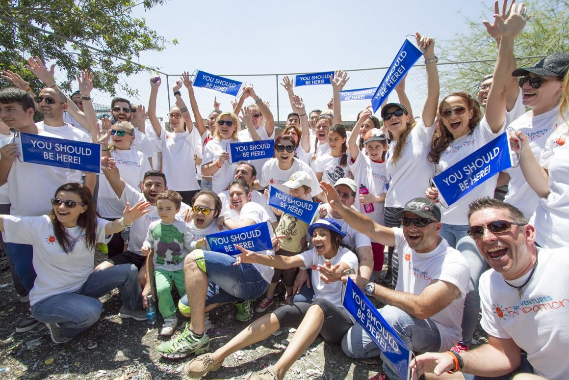 WORLD VENTURES JOIN US FOR A CLEAN UP – LIKE NEVER BEFORE!
