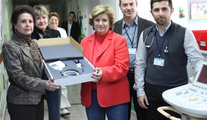 €11,500 donation to Makarios Hospital