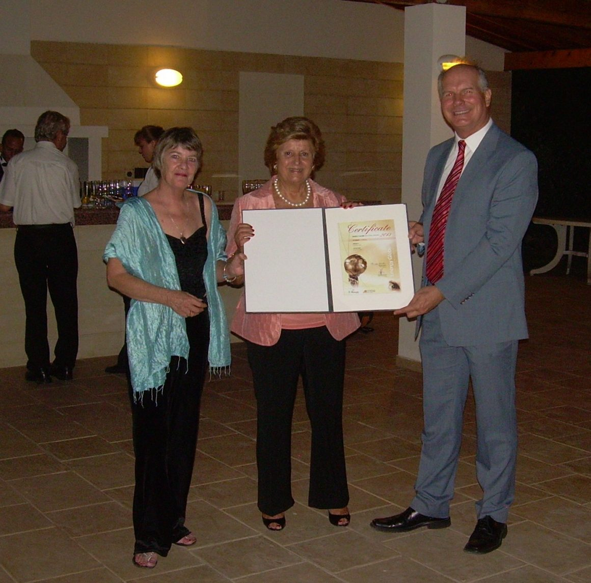 CANS FOR KIDS WINS ENERGY GLOBE FOR CYPRUS