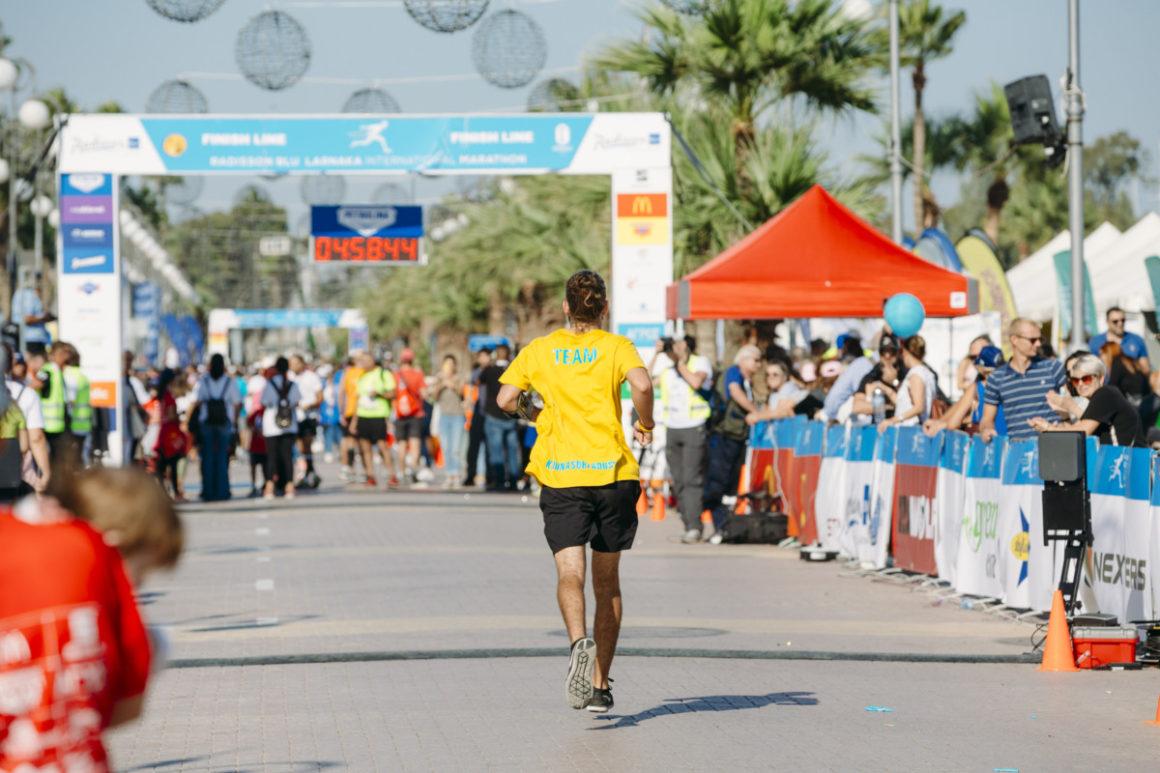 Liam's Marathon Fundraiser