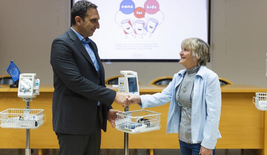 Δωρεά ιατρικού εξοπλισμού αξίας πέραν των €6,000