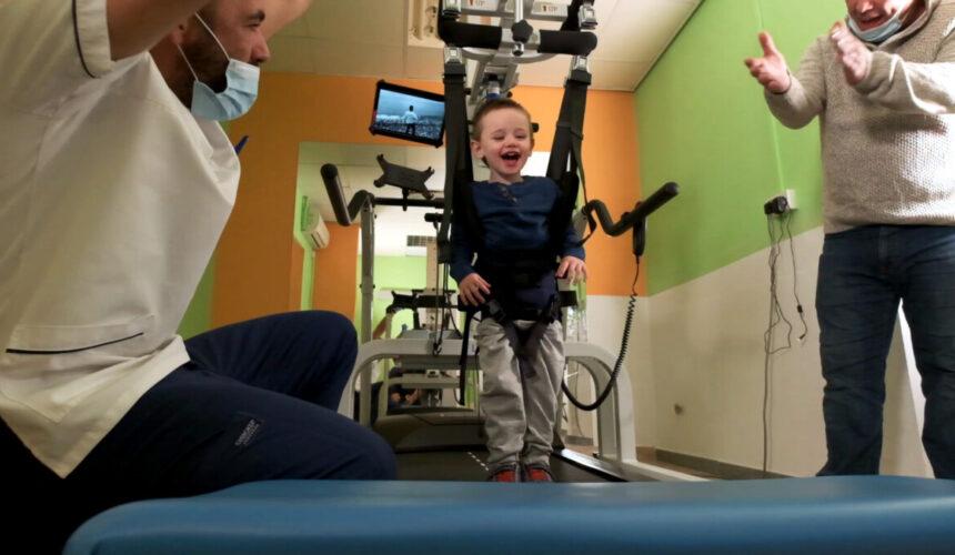 Δωρεά Litegait στο Γενικό Νοσοκομείο Πάφου